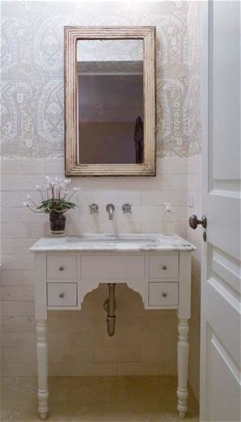 phoebe howard bathrooms repurposed washstand cottage bathroom phoebe howard