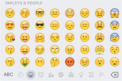 emoji iphone copy and paste image gallery ios emojis