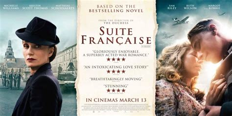 suite francesa spanish edition win a trip for two to paris with suite fran 231 aise in cinemas march 13 competition huffpost uk