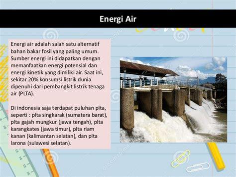 fisika sumber daya energi