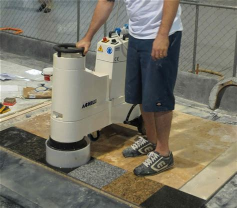 Stone Floor Polishing Machine, Stone Floor Machine, Marble