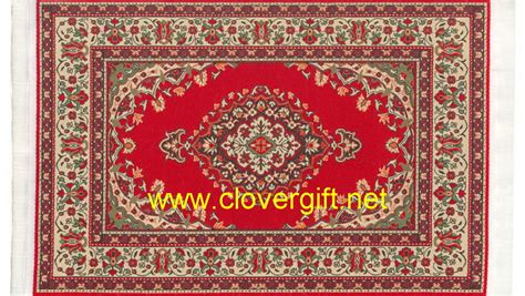 Woven Rug Mouse Pad Carpet Mouse Pad Rug Mousepad Carpet Rug Mousepad