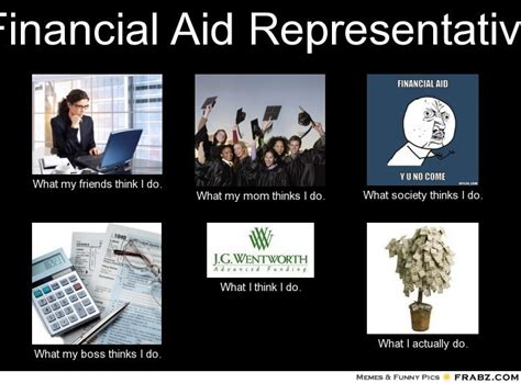 Financial Aid Meme - financial aid meme