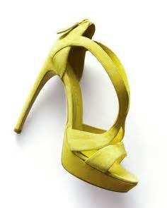 Corsage Vinyl Sandals By Mcqueen by 1000 Images About Chartreuse Weddings On