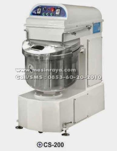 Mixer Roti Yang Kecil tips memilih mixer yang cocok untuk usaha roti mesin raya