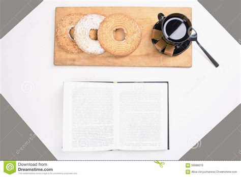 coffee diary wallpaper morning coffee and diary book stock photo image 56888019