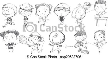 doodle jump x2 doodle design of with stock illustration