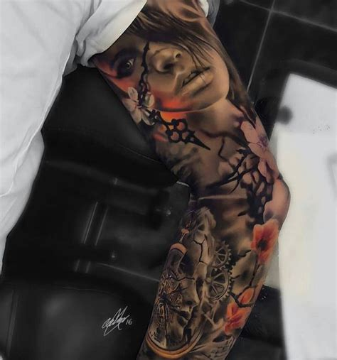 60 Amazing Sleeve Tattoos For Men Women Tattoo 7 Amazing Sleeves
