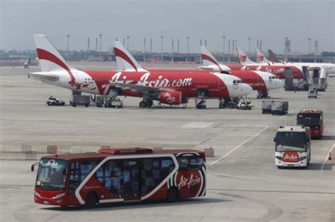 Airasia Update On Bali Flights | airasia mas cancel bali lombok flights due to mount