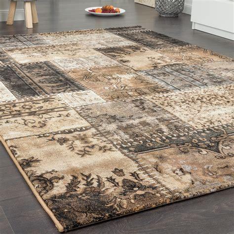 teppich karo barock teppiche vintage teppiche