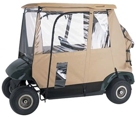3 Sided Golf Cart Enclosures by Ca72042