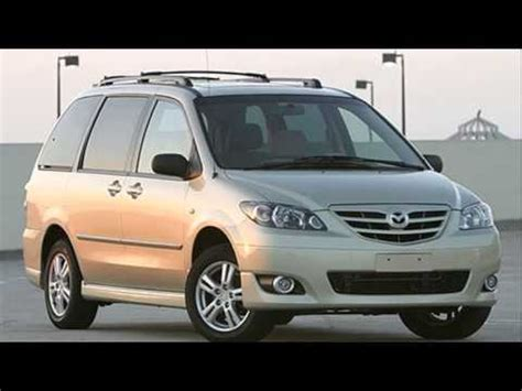 2005 Mazda Mpv Reviews by Mazda Mpv 2005 Review
