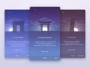 home screen design inspiration ui parade user interface design inspiration
