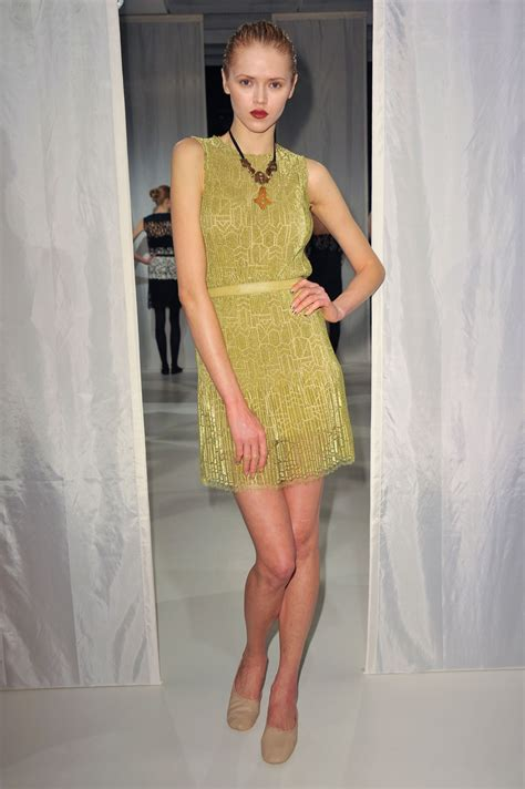 Behnaz Sarafpour Fall 2007 by Ilnytska Page 25 The Fashion Spot