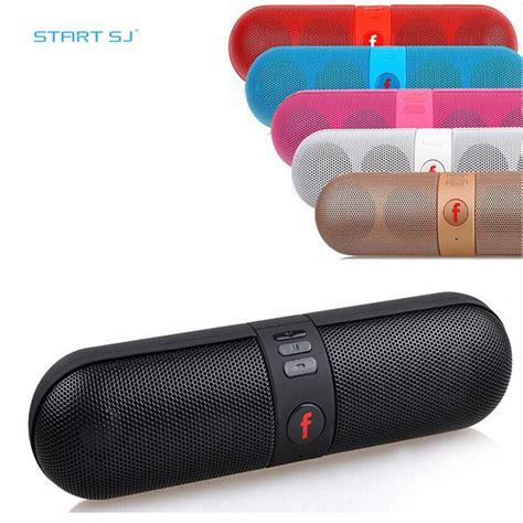 Speaker Bluetooth Stereo fast ship bluetooth wireless speaker outdoor sport portable stereo with mic free for iphone