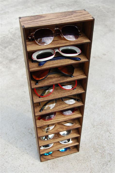 Diy Sunglasses Rack by 1000 Ideas About Sunglasses Storage On
