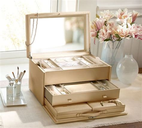 pottery barn jewelry box sale 20 and free shipping