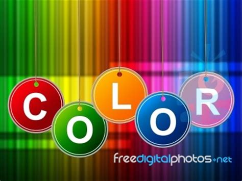 what color represents royalty color colorful represents paint colors and colour stock
