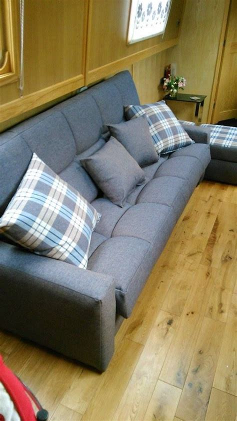 canal boat sofa beds 76 best narrowboat sofa beds images on