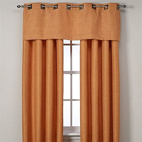 bed bath and beyond grommet curtains reina grommet top window curtain panel bed bath beyond