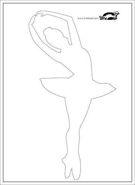 ballerina template www imgkid com the image kid has it
