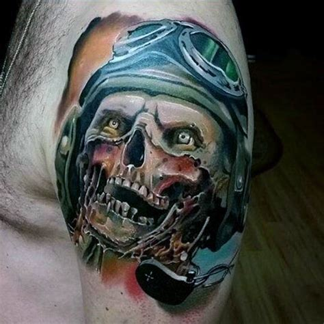 90 tattoos for masculine walking dead designs