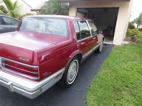 1989 buick electra park avenue ultra for sale photos technical specifications description 1989 buick electra park avenue ultra classic buick electra 1989 for sale