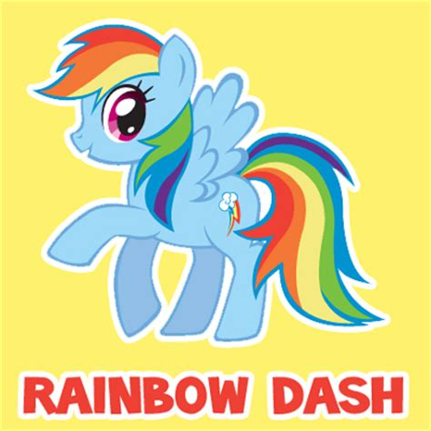 friendship lessons my little pony friendship is magic how to draw rainbow dash from my little pony friendship is