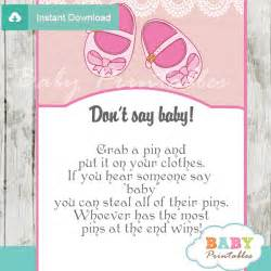 170 pink baby girl shoes baby shower games don t say baby