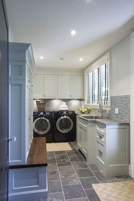 laundry mudroom mud room laundry combo design ideas