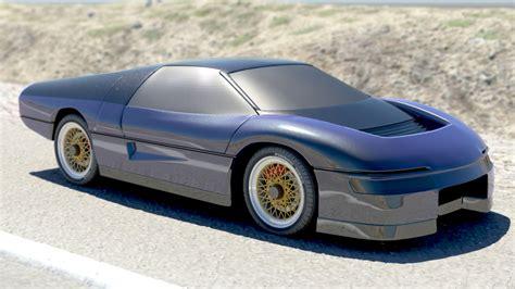 Chrysler Turbo Interceptor by Dodge M4s Turbo Interceptor Dodge M4s