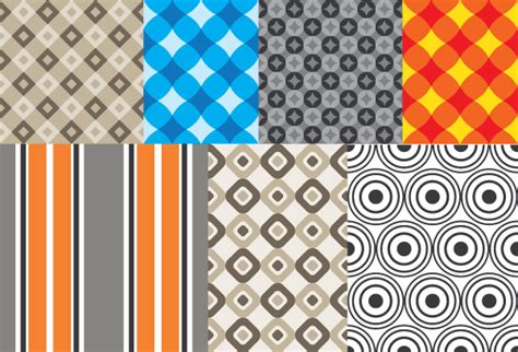 new pattern swatch illustrator geometric patterns illustrator 123freevectors