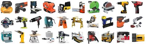 type of tools the essential list of the different types of power tools