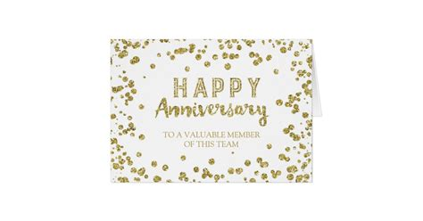 work anniversary card template work anniversary cards negocioblog