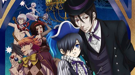 Review Black Butler Book Of Circus Dracula S Cave
