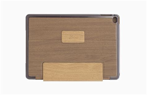 designboom wooden keyboard casestudi s libre keyboard folio is ultra thin wireless