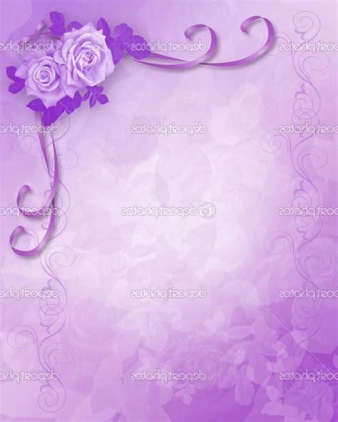 Lavender Wedding Background by Donna S The Disney Wedding