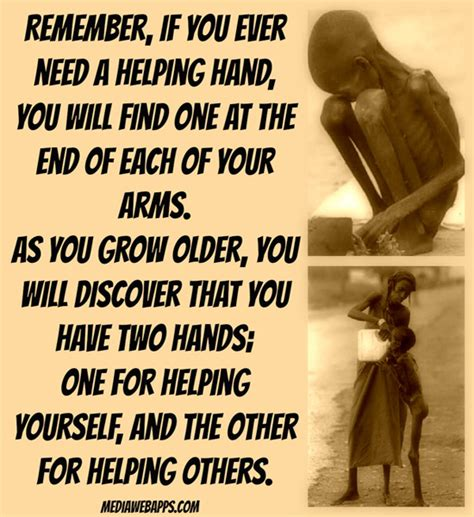 helping others quotes quotes helping others in need quotesgram