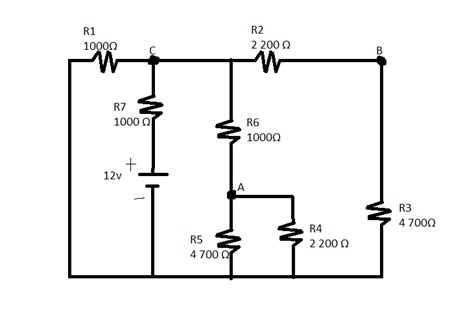 solving resistor circuits need help solving simple resistor circuit electricians