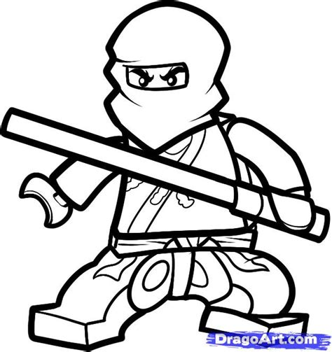 red ninjago coloring pages how to draw cole ninjago step by step cartoon network