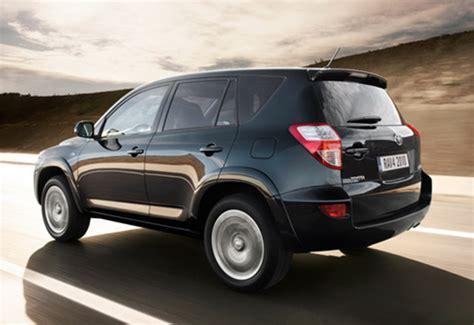 2012 Toyota Rav4 Mpg Best Small Suvs 2012 Reviews Suvs With Best Gas Mileage