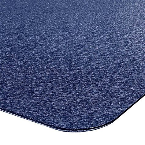Office Floor Protection Mats by Office Marshal 174 Office Chair Mat Blue Floor