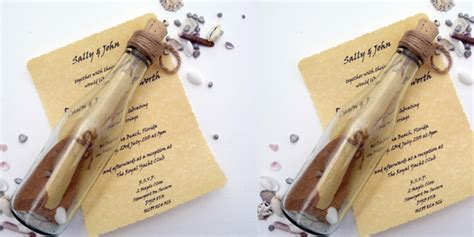 cara membuat surat undangan pernikahan sendiri relationship contoh undangan pernikahan dalam botol