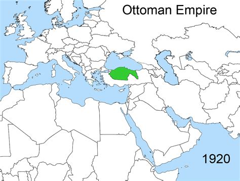 ottomans empire 1920s establishments in the ottoman empire