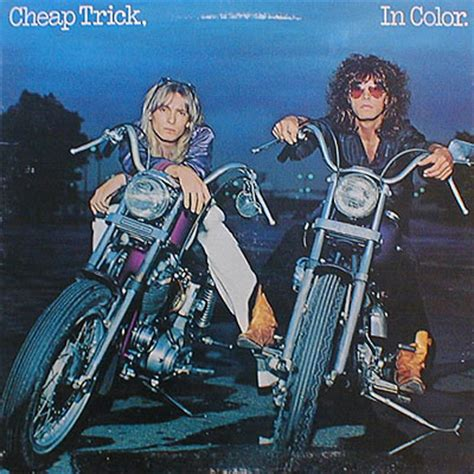 cheap trick in color in color