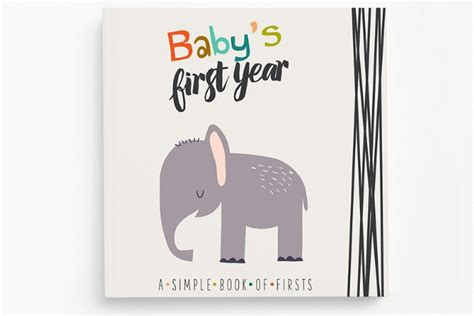 cool baby memory books an alternative to the traditional