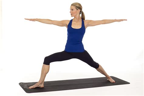 Yoga Warrior   yoga 101 the heart and core of popular yoga poses heart
