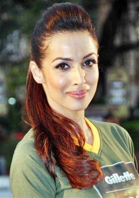 Malaika Arora Khan Hairstyles   Careforhair.co.uk