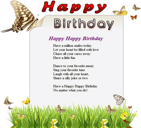 happy birthday email templates free premium templates