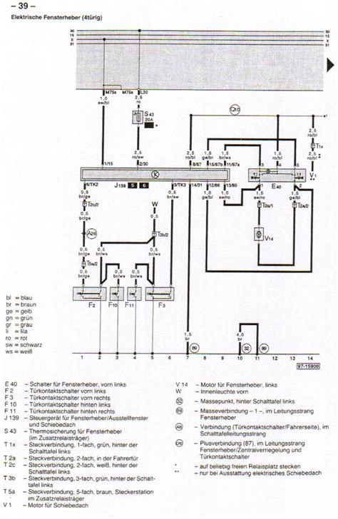 b4 audi 80 wiring diagrams audi 80 cabriolet wiring